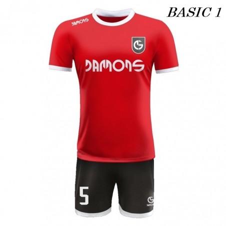 Strój piłkarski BASIC
