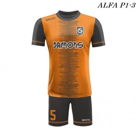 Strój piłkarski ALFA P1
