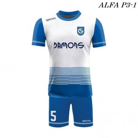 Strój piłkarski ALFA P3