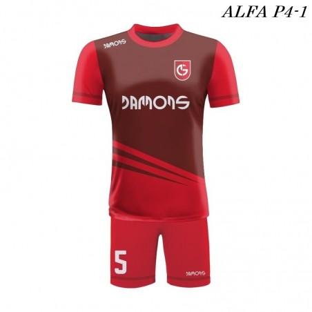Strój piłkarski ALFA P4