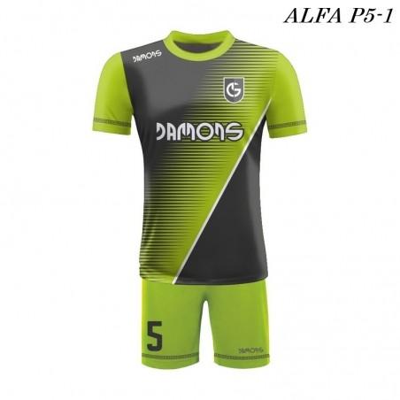 Strój piłkarski ALFA P5