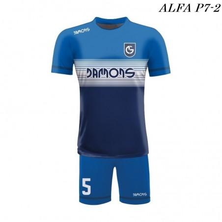 Strój piłkarski ALFA P7