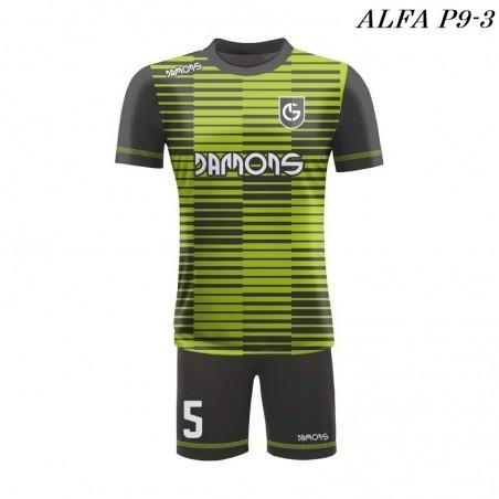 Strój piłkarski ALFA P9