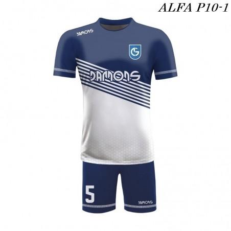 Strój piłkarski ALFA P10
