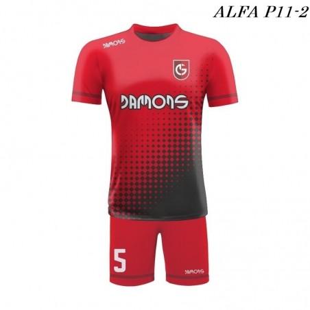 Strój piłkarski ALFA P11