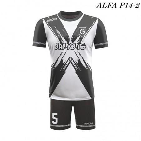 Strój piłkarski ALFA P14