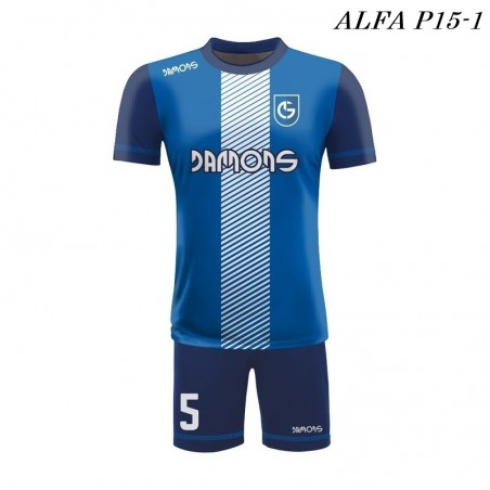 Strój piłkarski ALFA P15