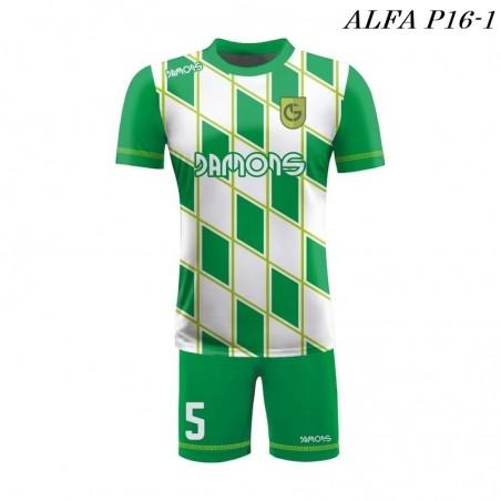 Strój piłkarski ALFA P16