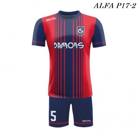 Strój piłkarski ALFA P17