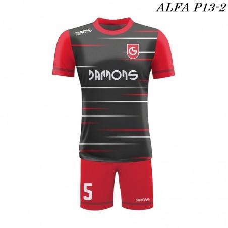 Strój piłkarski ALFA P13