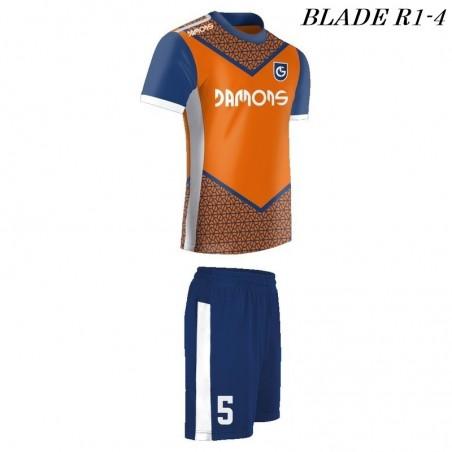 Strój Piłkarski BLADE R1