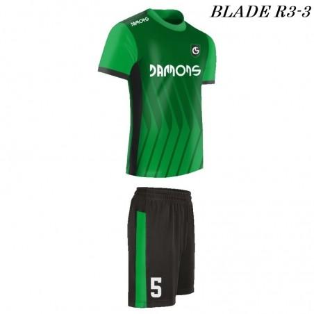 Strój Piłkarski BLADE R3