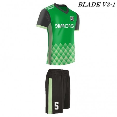 Strój Piłkarski BLADE V3
