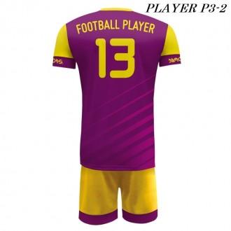 Strój Piłkarski PLAYER P3