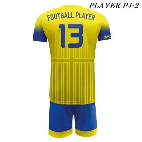 Strój Piłkarski Damons PLAYER P4