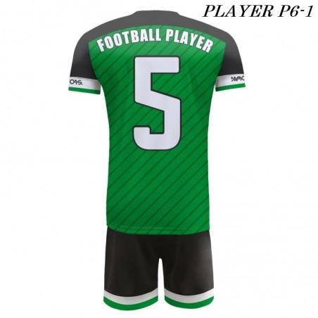 Strój Piłkarski Damons PLAYER P6
