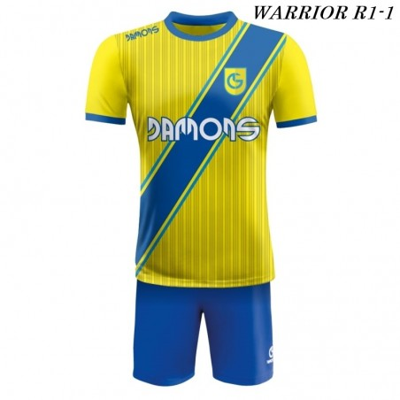 Strój Piłkarski WARRIOR R1