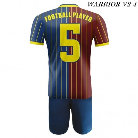 Strój Piłkarski WARRIOR V2