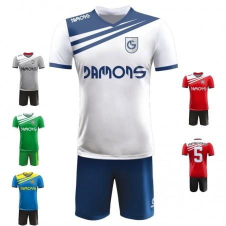 Stroje piłkarskie Damons Warrior V1
