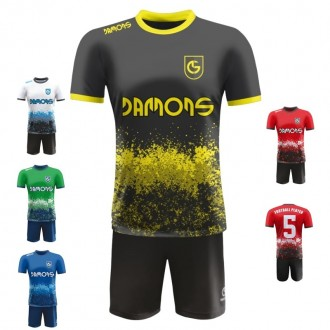 Stroje piłkarskie Damons Warrior R3