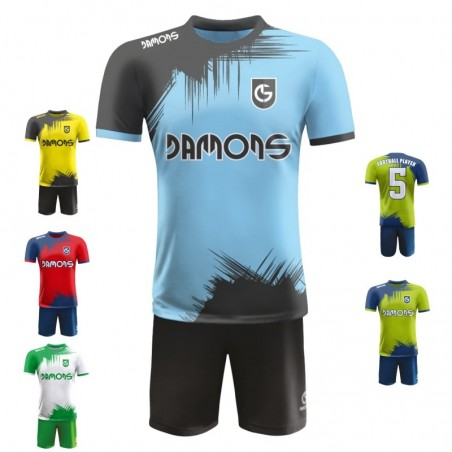 Stroje piłkarskie Damons Warrior R2