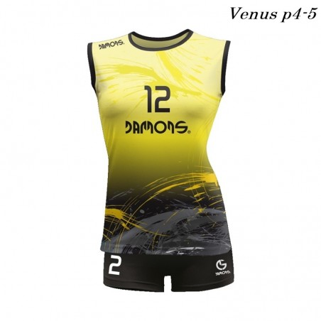 copy of Strój siatkarski damski Venus p3