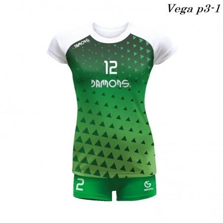 copy of Strój siatkarski damski Vega p2