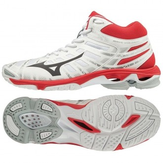 Buty Mizuno WAVE VOLTAGE MID V1GA196508
