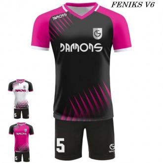 Stroje piłkarskie Damons FENIKS V6
