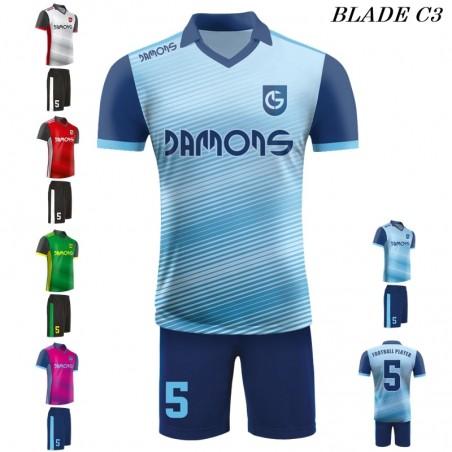 Stroje piłkarskie Damons BLADE C3