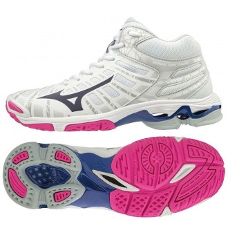 Buty siatkarskie Mizuno Wave Voltage Mid V1GC196516
