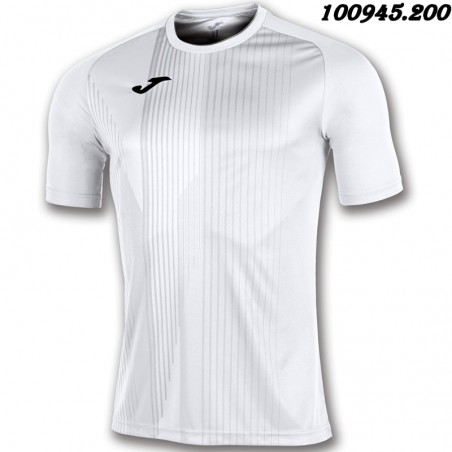 Koszulka piłkarska Joma Tiger 101945- biała