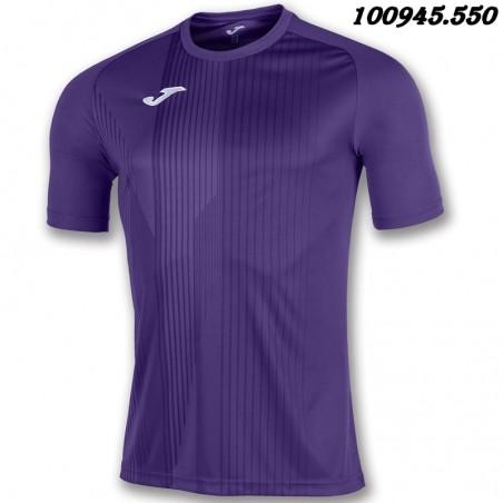 Koszulka piłkarska Joma Tiger 101945- fioltowa