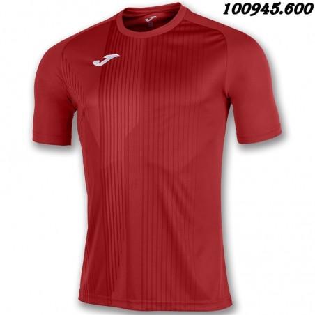 Koszulka piłkarska Joma Tiger 101945- bordowa