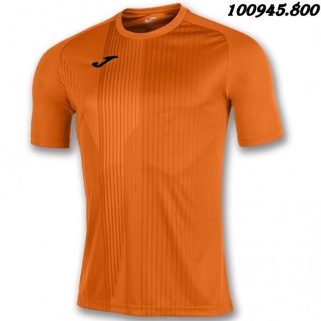 Koszulka piłkarska Joma Tiger 101945- pomarańczowa