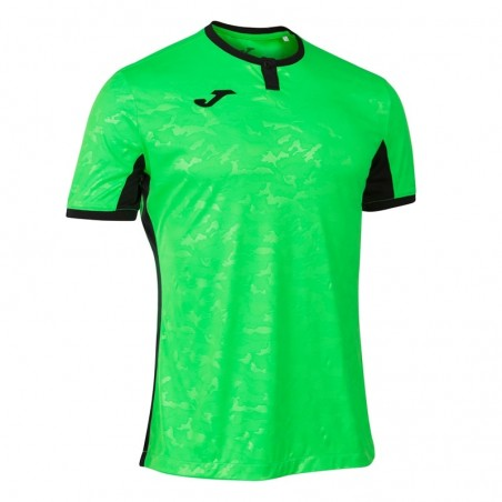 Koszulka piłkarska Joma Toletum II 101476 zielona