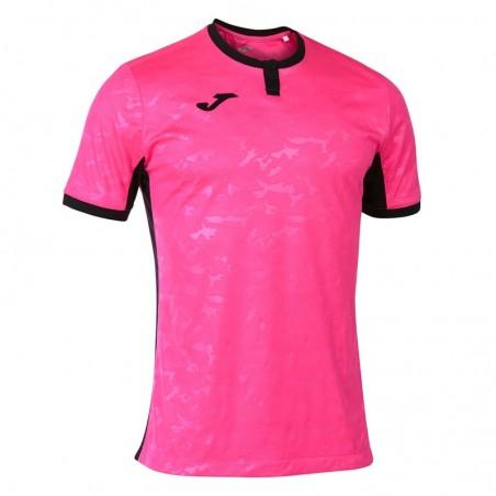 Koszulka piłkarska Joma Toletum II 101476 różowa