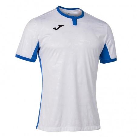 Koszulka piłkarska Joma Toletum II 101476 biała