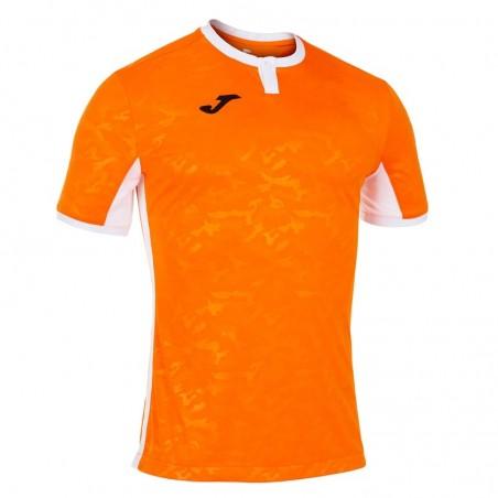 Koszulka piłkarska Joma Toletum II 101476 pomrańczowa