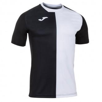 Koszulka piłkarska Joma CITY 101546- czarno biała