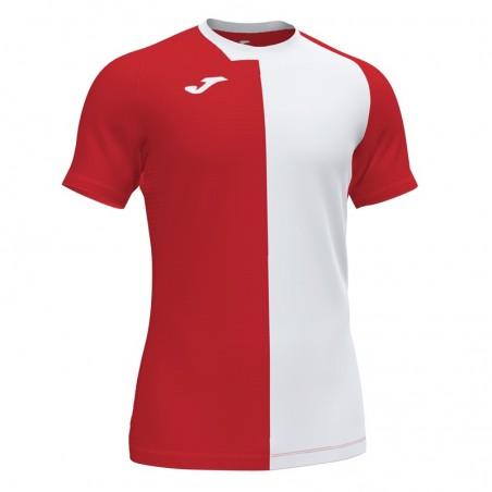 Koszulka piłkarska Joma CITY 101546- czerwono biała