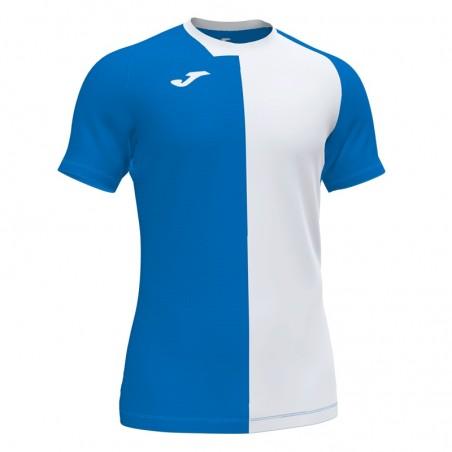 Koszulka piłkarska Joma CITY 101546- niebiesko biała
