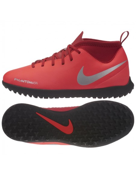 Buty Nike JNR Phantom VSN Club DF TF AO3294 600