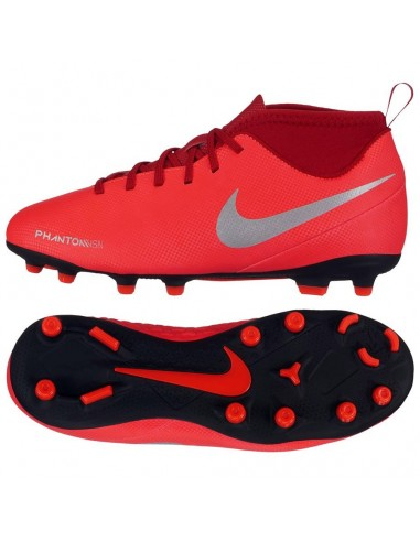 Buty Nike JR Phantom VSN Club DF FG AO3288 600