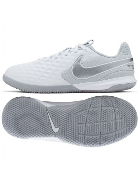 Buty Nike JR Tiempo Legend 8 Academy IC AT5735 100