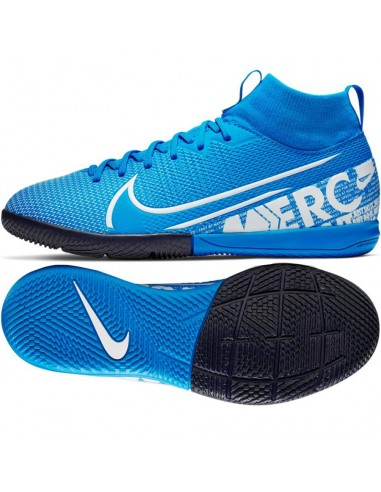 Buty Nike JR Mercurial Superfly 7 Academy IC AT8135 414