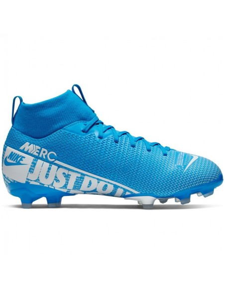 Buty Nike JR Mercurial Superfly 7 Academy FG MG AT8120 414