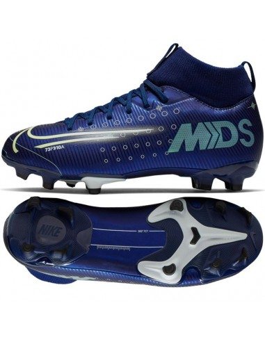 Buty Nike JR Mercurial Superfly 7 Academy MDS FG/MG BQ5409 401