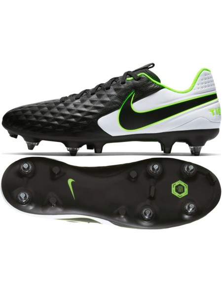 Buty Nike Tiempo Legend 8 Academy SG-Pro Anticlog Traction AT6014 007