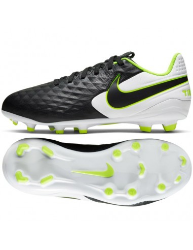 Buty Nike JR Tiempo Legend 8 Academy FG/MG AT5732 007